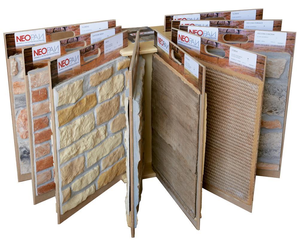 Pannelli in pietra ricostruita tutto su ispirazione for Listino prezzi pannelli finta pietra